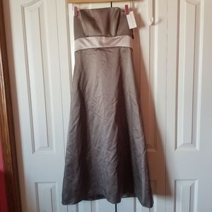 Alfred Young Gown Brand New With Tags